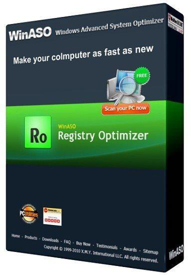 WinASO Registry Optimizer 5.0.1.0 With License Key