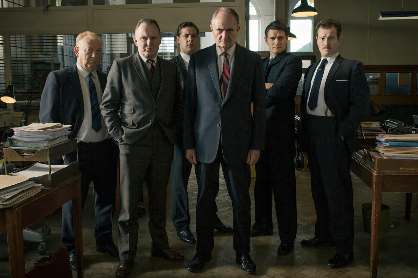 The Great Train Robbery, luke evans, robo tren, a copper's tale, glasgow, jim broadbent, 2013, bbc,el zorro con gafas