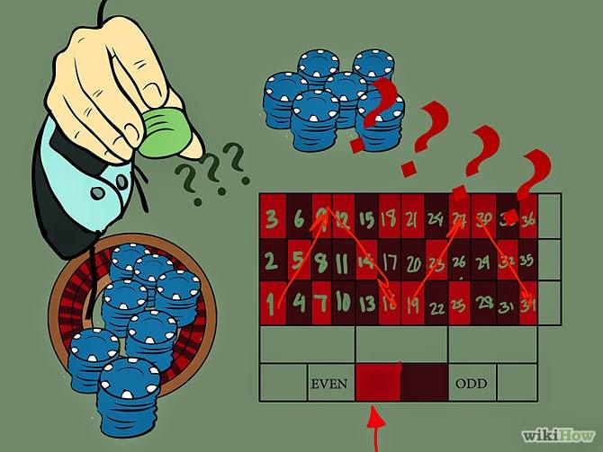 7 levels of poker