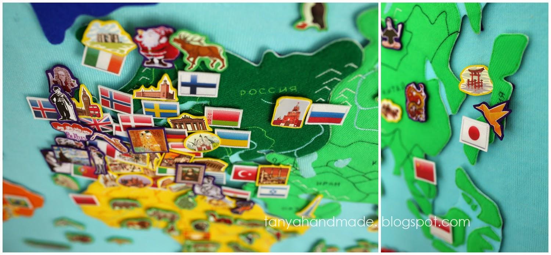 развивающая игра, my world, география для детей, детская география, крутые игрушки, крутые игры, карта мира, карта мира для детей, мелкая моторика, сенссорика, чем занять ребенка, Мария Мантессори,  Велкроткань, фетр, танины рукодельности, эксклюзивные игрушки, книжка развивайка, тихая книга, развивающая книжка, путешествия, приключения, дошкольное развитие, стильные игрушки, лучший подарок