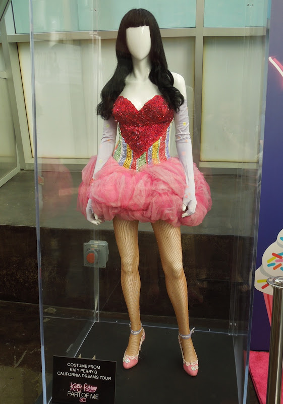 Katy Perry Part of Me concert costume