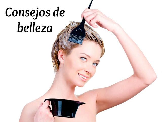 Consejos de belleza para teñir el pelo en casa