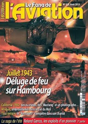 Magazine : Le Fana de L'Aviation Aout 2013 / Télécharger Gratuitement