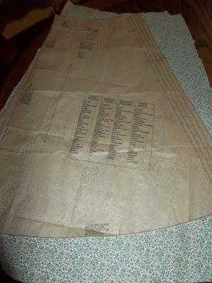 Simplicity 1797 Dress cutting pattern fabricmart.com floral print