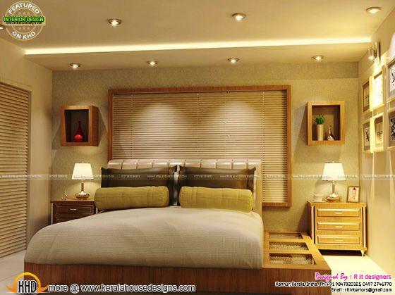 Bedroom master