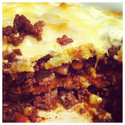 Simple Mexican Lasagne Recipe
