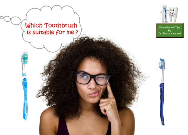 confused people about toothbrush selection