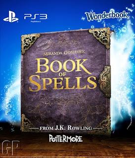 Buku Mantra Harry Potter Sekarang Bisa Di Mainkan di PS3
