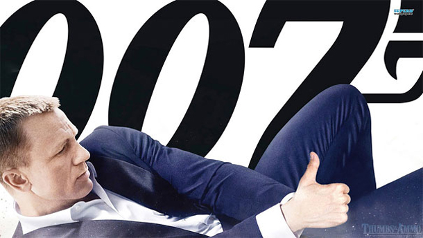 Thumbs and Ammo - 007 - Skyfall - Daniel Craig