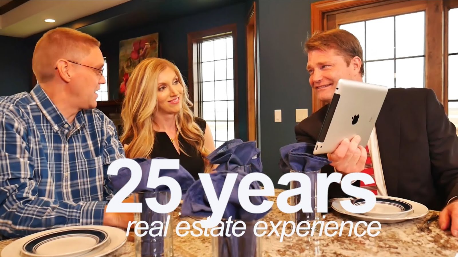25 Years of real estate experience