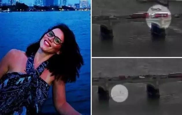 Πέθανε η γυναίκα που έπεσε στον Τάμεση στην τρομοκρατική επίθεση στο Λονδίνο (βίντεο)