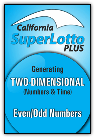 California SuperLotto Winner