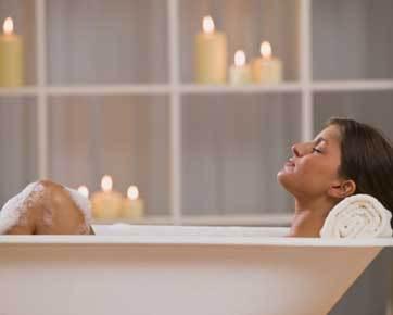 terapi mandi air hangat untuk menghilangkan masuk angin