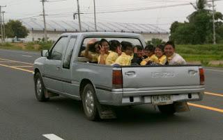 Tajlandia 2011: tak to się zaczyna 13