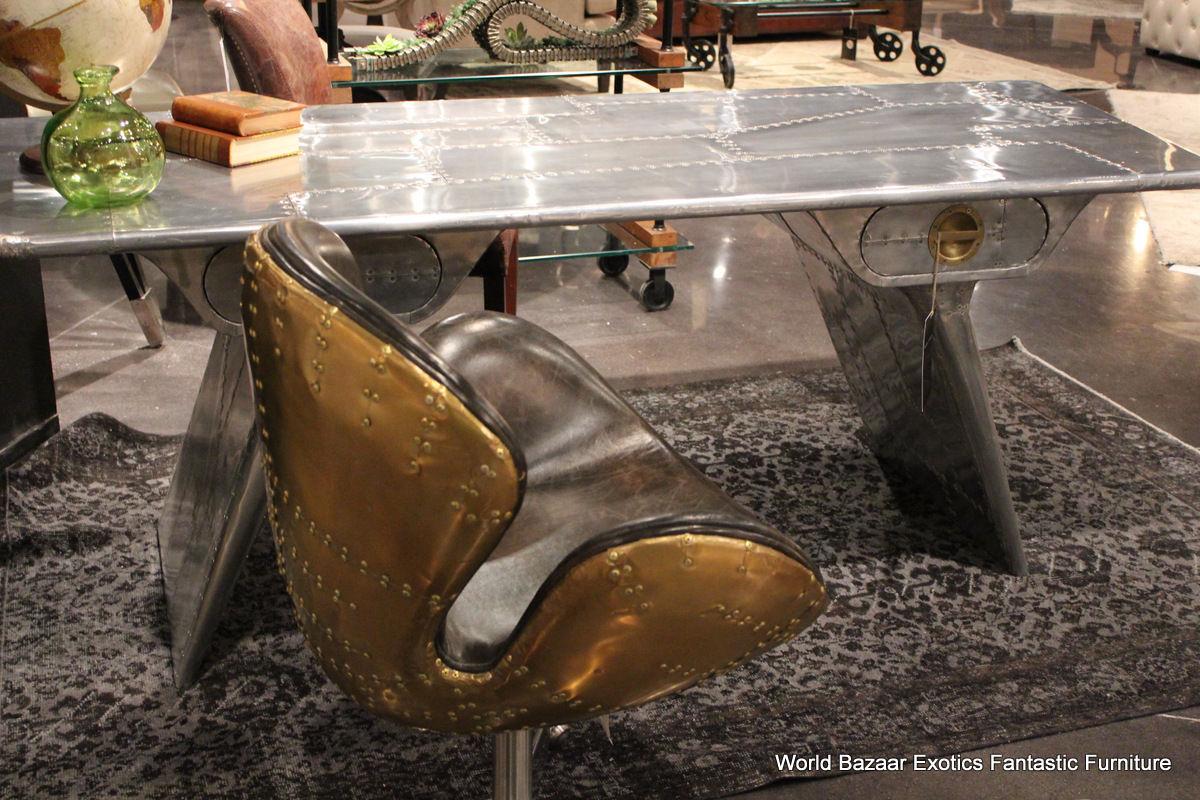 Design Trend - Aviation inspired furniture.