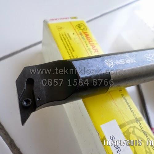 Holder Bubut CNC dn Manual Merk JAGUAR Focus Kondisi Baru