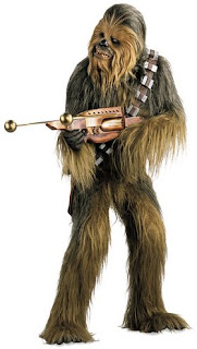 Star Wars - Chewbacca - Personagens Clássicos