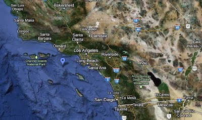 earthquake today may 29th 2012 map california