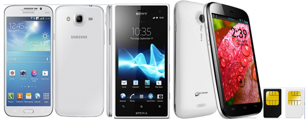Top 10 Best Dual SIM Smart Phones 2014