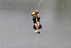 The Canyons Zip Lining