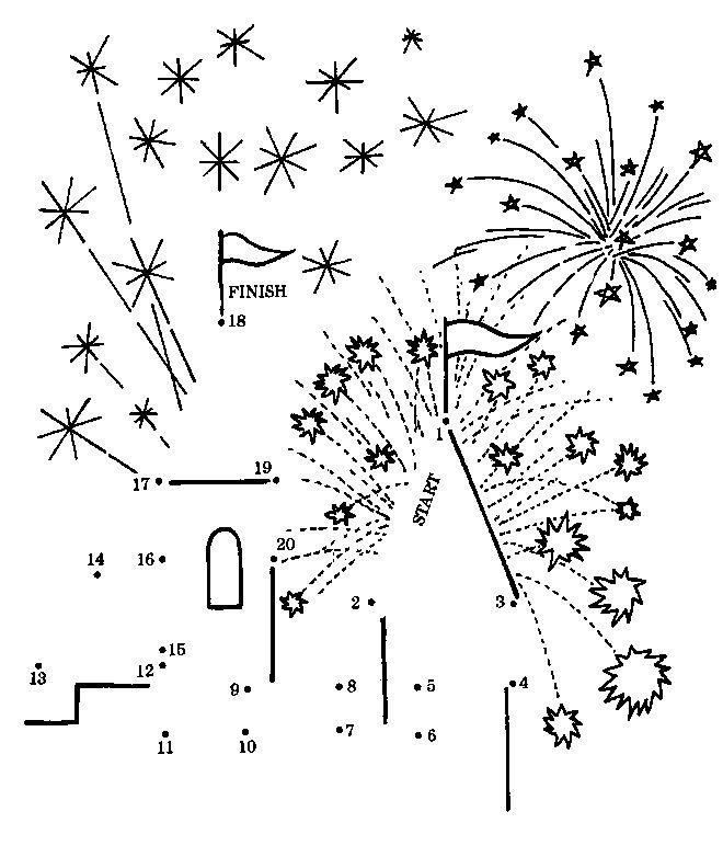 Desenhos Para Colorir Ligar pontos barcos e castelos