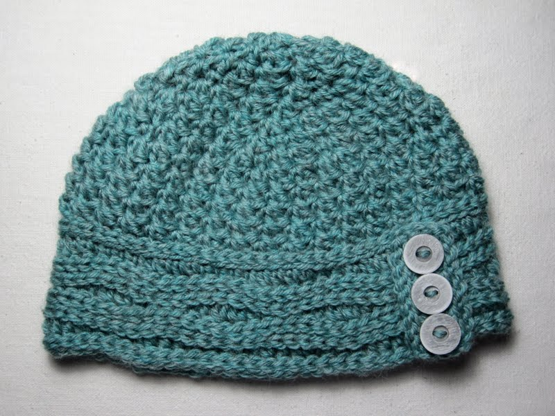 Free Crochet Pattern For Hat Band : Mr. Micawbers Recipe for Happiness: Two Roads Hat Free ...