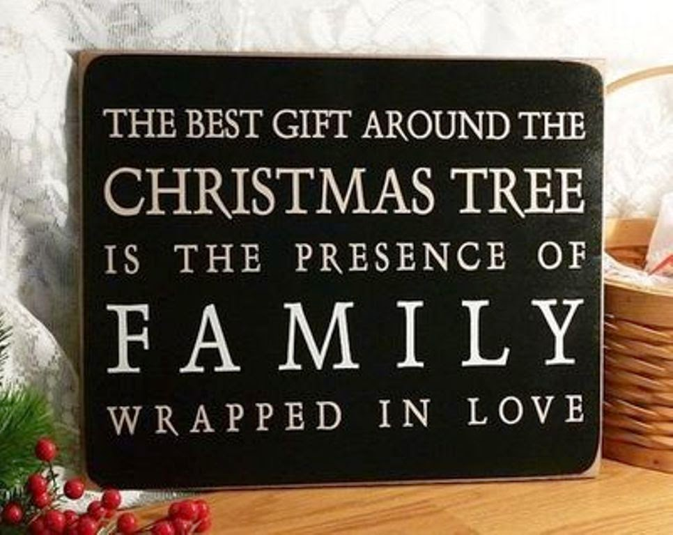 Qoutz: Unique Christmas Quotes For Family