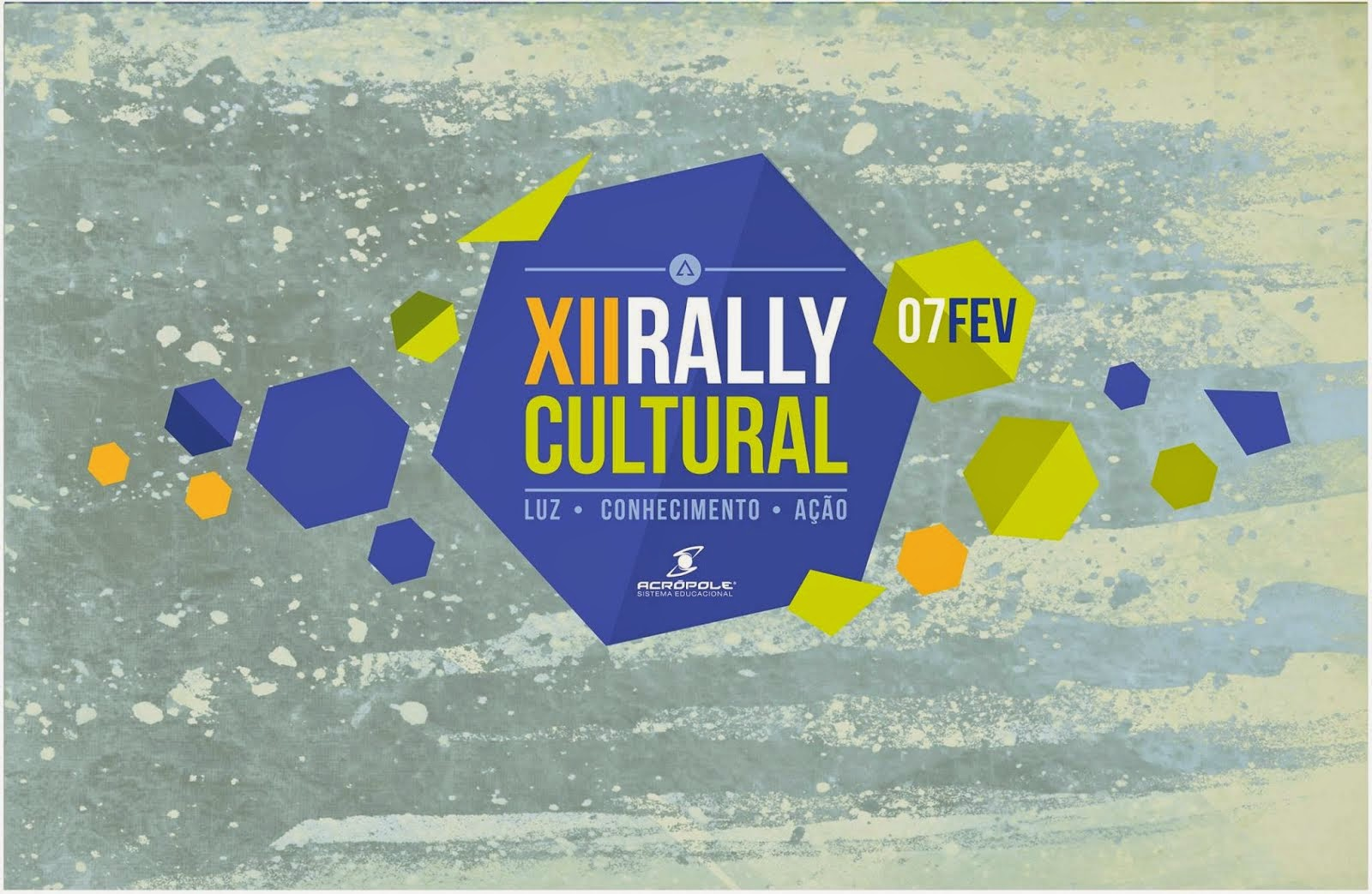 XII Rally Cultural do Acrópole