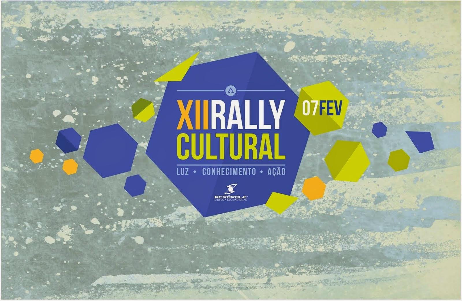 XII Rally Cultural do Acrópole