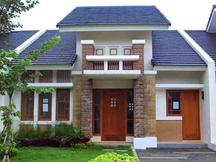 Rumah Minimalis Type 36 dengan Gambar Baru