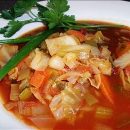 Cabbage Soup Diet - Lose Weight in 7 Days