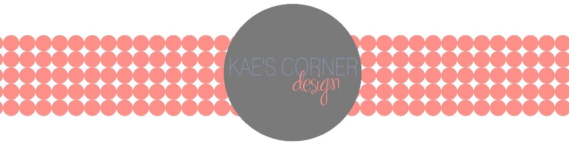 Kae's Corner Design