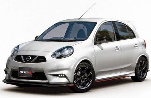 Harga Nissan Marc