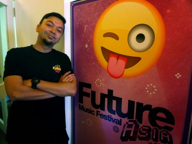 Festival trash? First ever 'Future Music Festival Asia' in Singapore assures clean fun