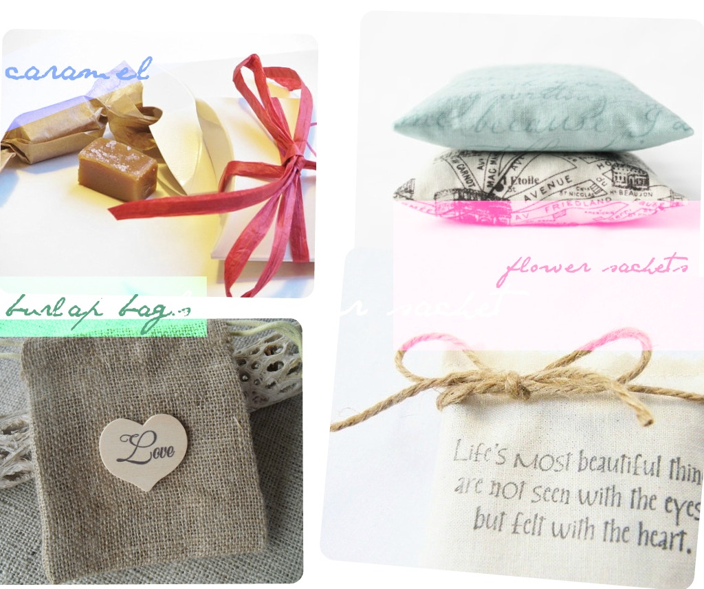 Weddings- the Joys and Jitters: Beautiful Handmade Wedding Favors ...