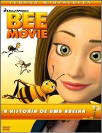 Download Bee Movie A História de uma Abelha Dublado AVI + RMVB