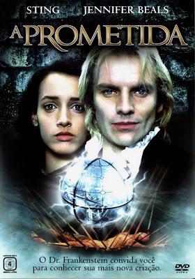 Filme Poster A Prometida DVDRip XviD & RMVB Dublado
