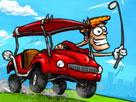 Golf Arabası Yollarda Oyunu