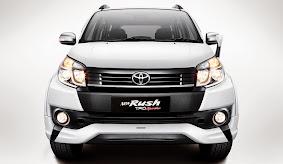 Eksterior Mobil Toyota New Rush Terbaru 2015_2