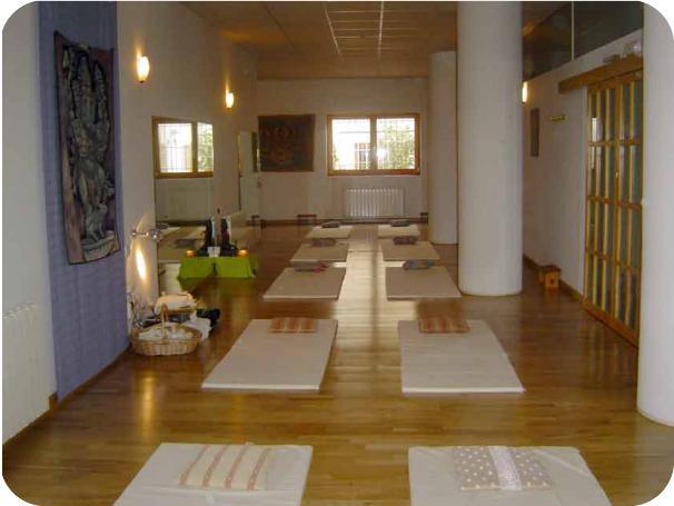 Salud verde vital casa templo - Salas de meditacion ...