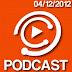 Chupim - Podcast - 04/12/2012
