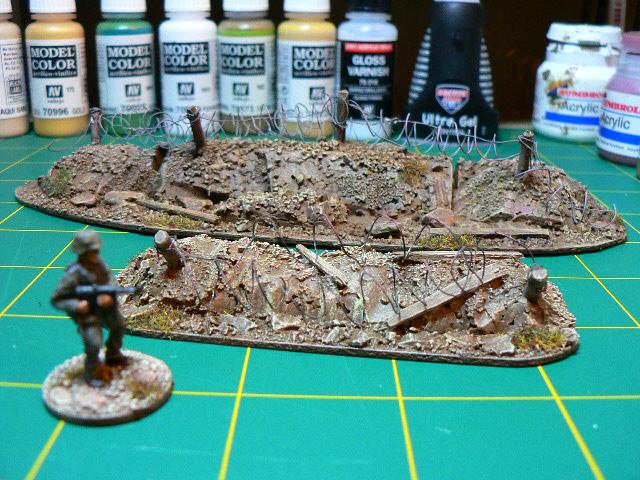 Monty\'s Wargaming : Scratch-Built Terrain Part 2