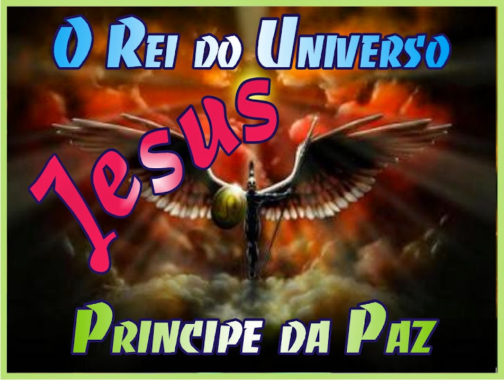 O Rei do Universo é Jesus