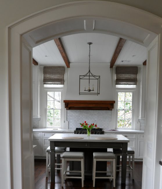 Fabulous Kitchen: Whitehaven: A Fabulous White Kitchen