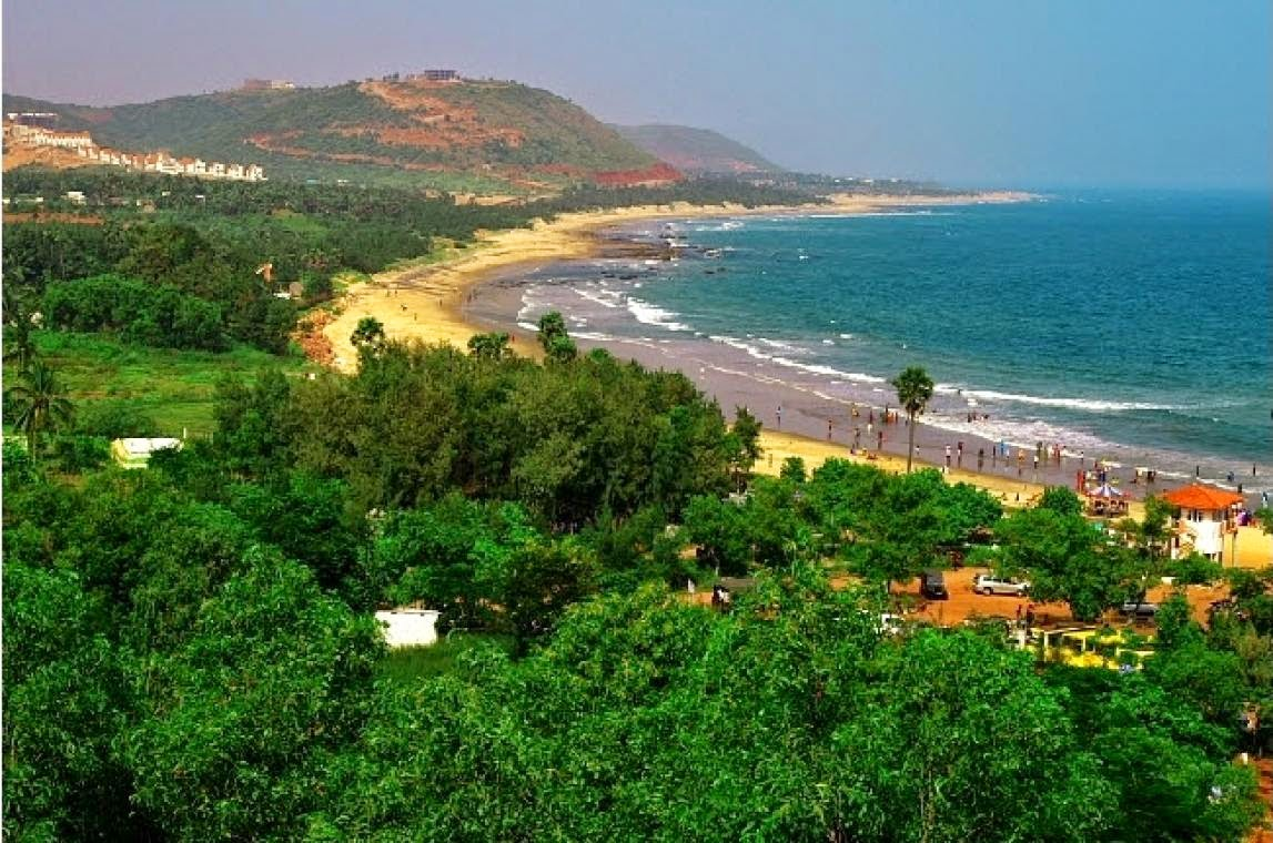 Ramakrishna Beach - Visakhapatnam