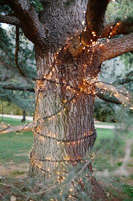 luces decorar boda