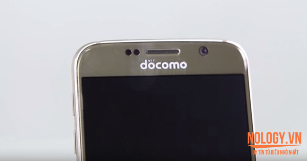 Điện thoại Galaxy S6 Docomo