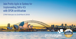 Join me in Sydney for Implementing SAFe 4.5, 27th February 2018