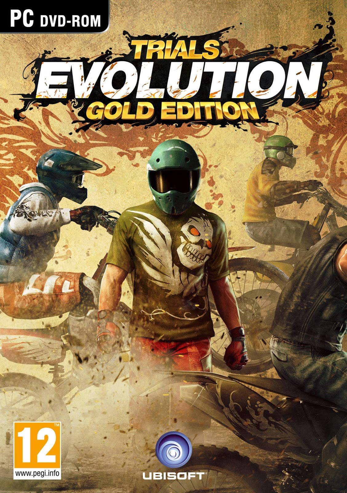 Trials Evolution Gold Edition PC Download