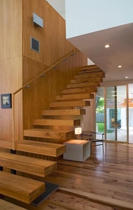 Tipos De Escaleras Para Interiores Escalera Extensible With Tipos - Tipos-de-escaleras-para-casas